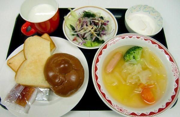 火曜日(朝)
